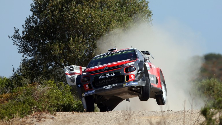 Kris Meeke has not earned the results his pace deserved this year
