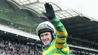 Tony McCoy: the 20-times champion jockey proved an expert in horse psychology