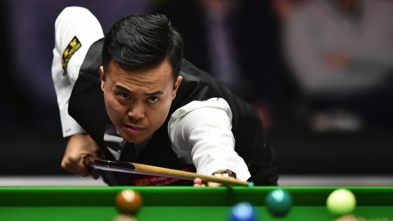 Marco Fu could find Luca Brecel a tougher opponent than Hossein Vafaei