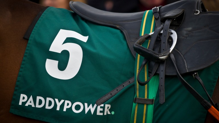 Paddy Power: suspended from Twitter for a day, but nobody knows why