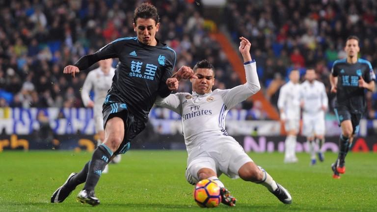 Real Sociedad's games featured plenty of goals last season