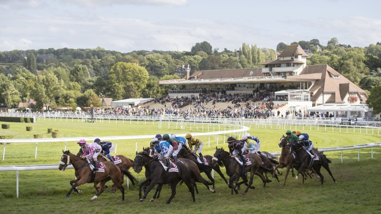 Clairefontaine: plays host to the Group 3 Prix du Palais-Royal on Thursday