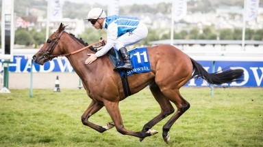 Polydream and Maxime Guyon storm to success in the Group 3 Prix du Calvados