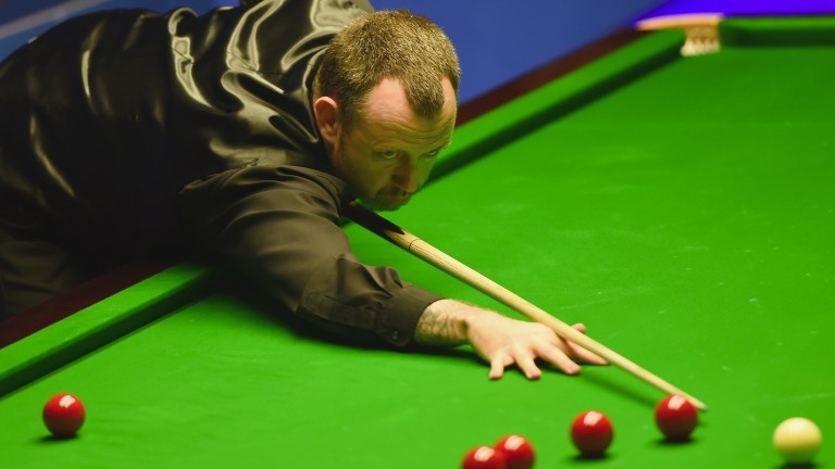 Mark Williams could be in for a battle in southern China