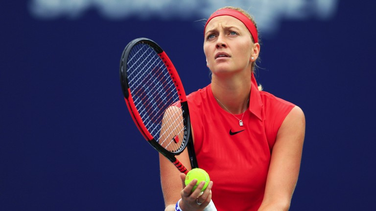 Petra Kvitova is a class act