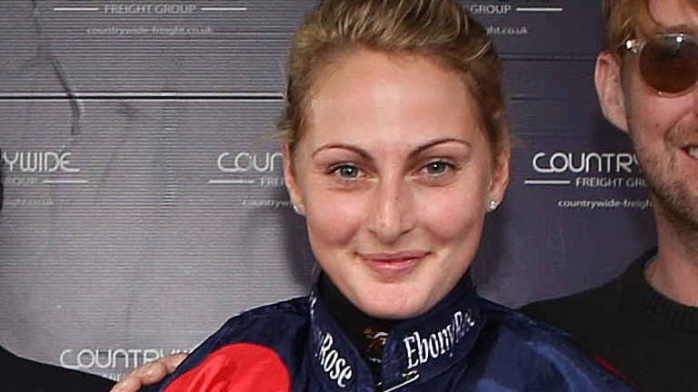 Rachel Richardson: 'Very lucky to walk away from the incident'