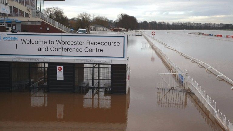 Worcester's proximity to the River Severn leaves it liable to flooding