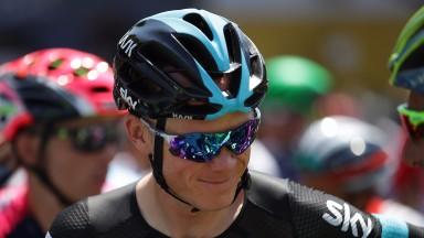 Chris Froome leads the Vuelta by two seconds