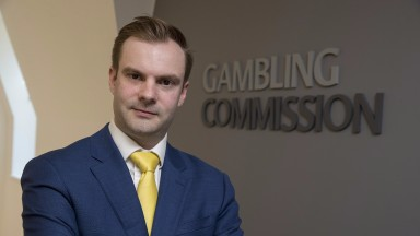 Gambling Commission executive director Tim Miller
