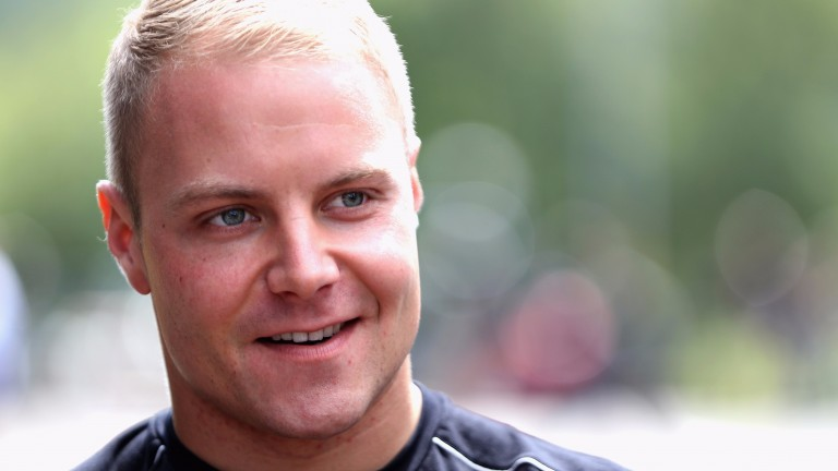 Valtteri Bottas should be competitive at Spa this weekend