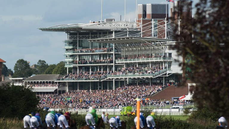 York: ground remains good following no rain overnight