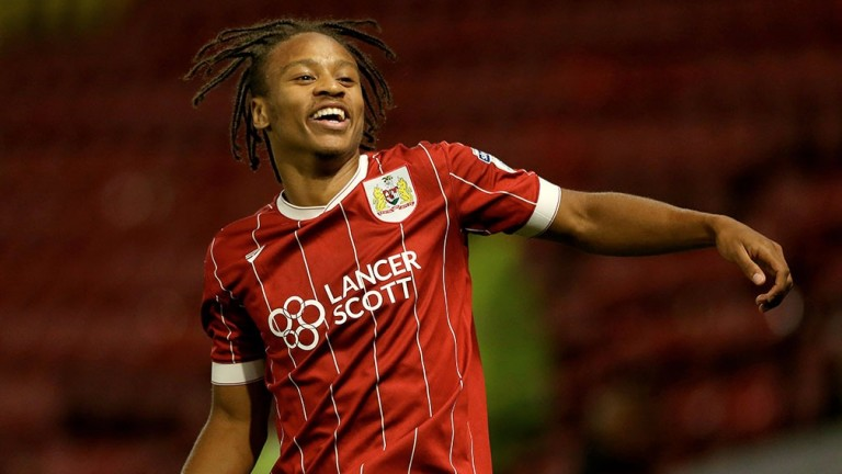 Bobby Reid has scored five goals for Bristol City this season