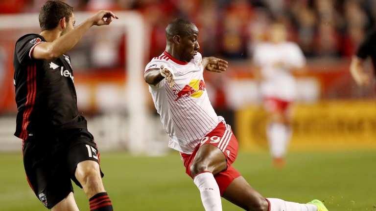 Bradley Wright-Phillips has scored 14 MLS goals this year