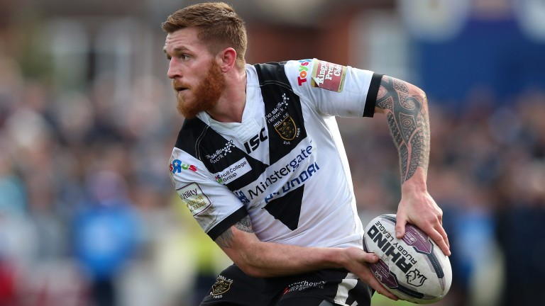Marc Sneyd has developed into a big-game player for Hull