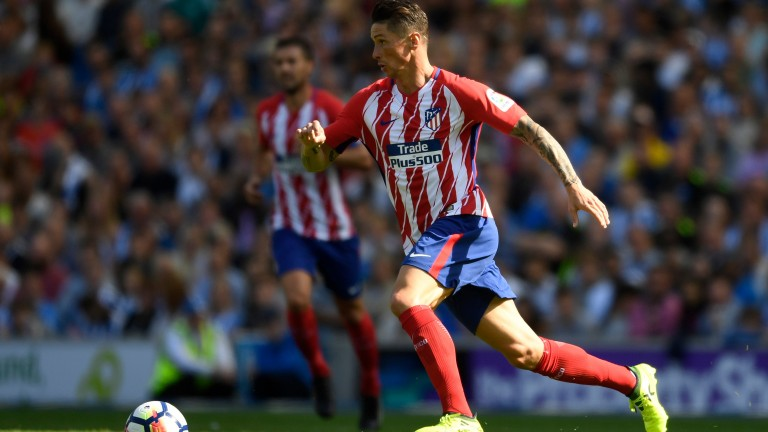 Fernando Torres can thrive up front for Atletico Madird