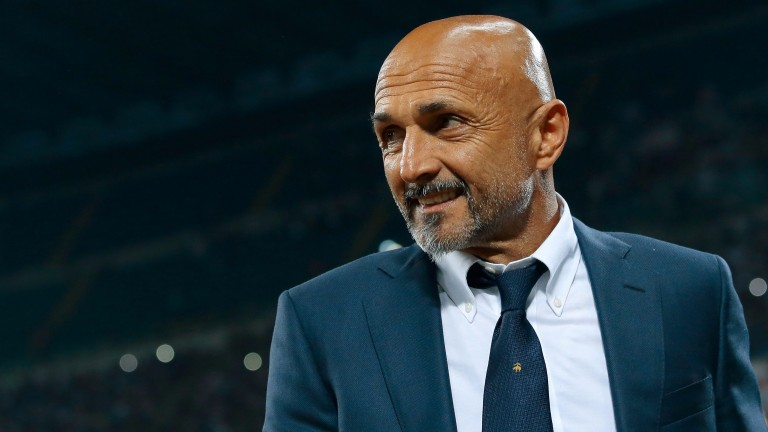 Inter manager Luciano Spalletti used to be the Roma boss