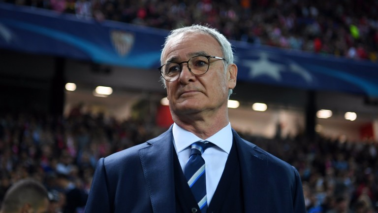 Former Leicester boss Claudio Ranieri is in charge at Nantes