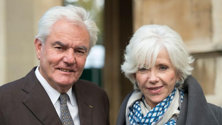 Francois and Elizabeth Doumen: successful breeders as well as a legendary training team
