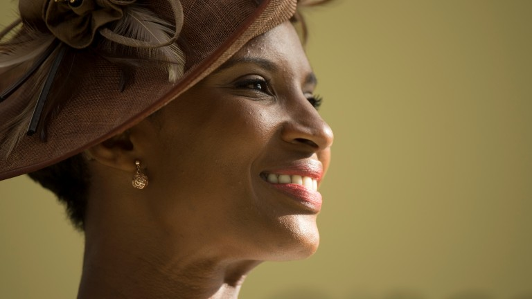 Denise Lewis: the Highclere Thoroughbred owner is 45