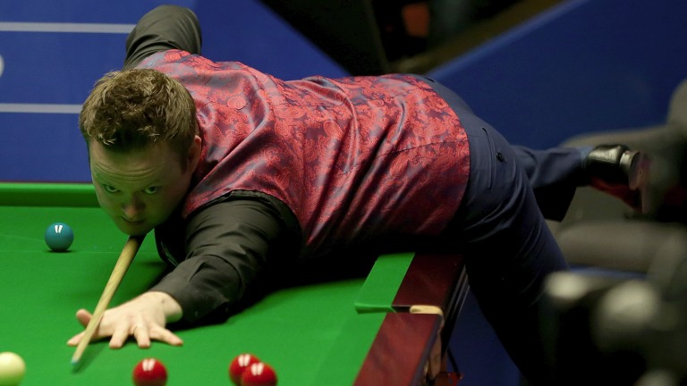 Shaun Murphy has carried over his form well from Guangzhou