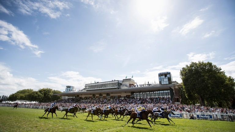 Deauville will now host the Prix Imprudence and the Prix Djebel on April 8