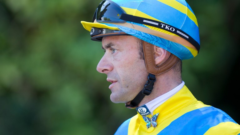 Olivier Peslier scooped three Group wins across the meeting and continues to operate at the height of his powers