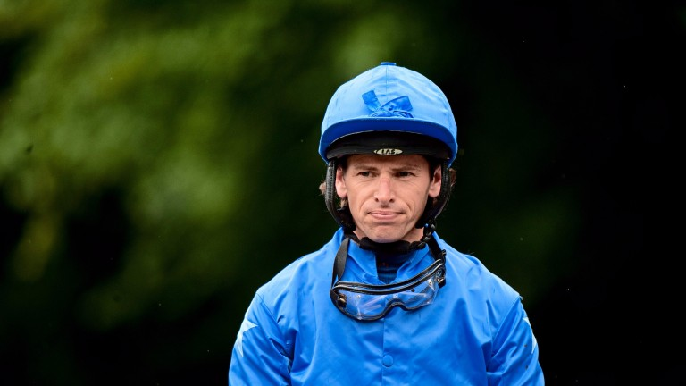 Brett Doyle: the Flat jockey is 46
