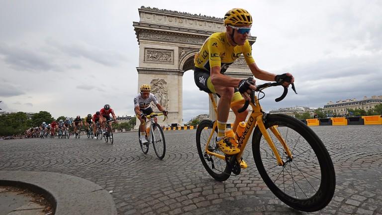 Chris Froome is bidding for a Tour de France-Vuelta double
