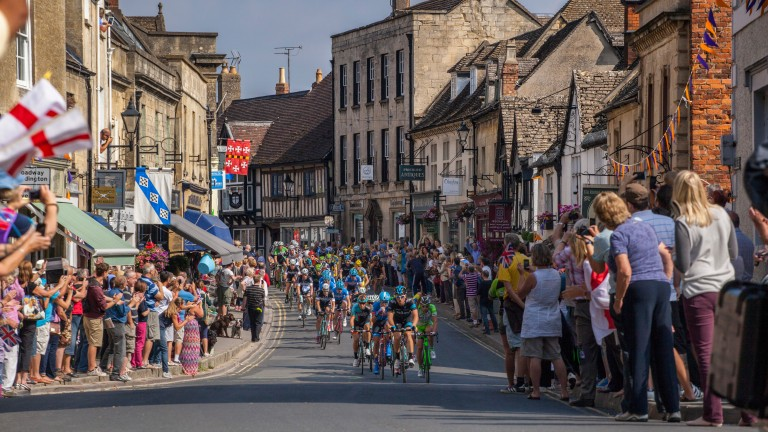The Tour of Britain's sixth stage starts in Newmarket on Friday