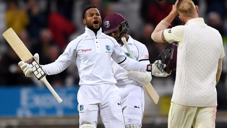 Shai Hope was just one star of a memorable West Indies win