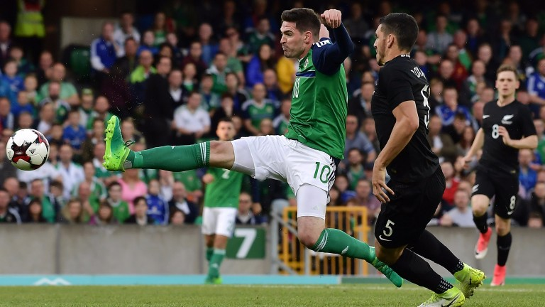 Kyle Lafferty will relish the San Marino clash