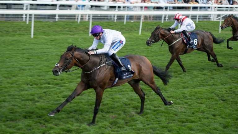 Sands Of Mali: Gimcrack winners have a good record