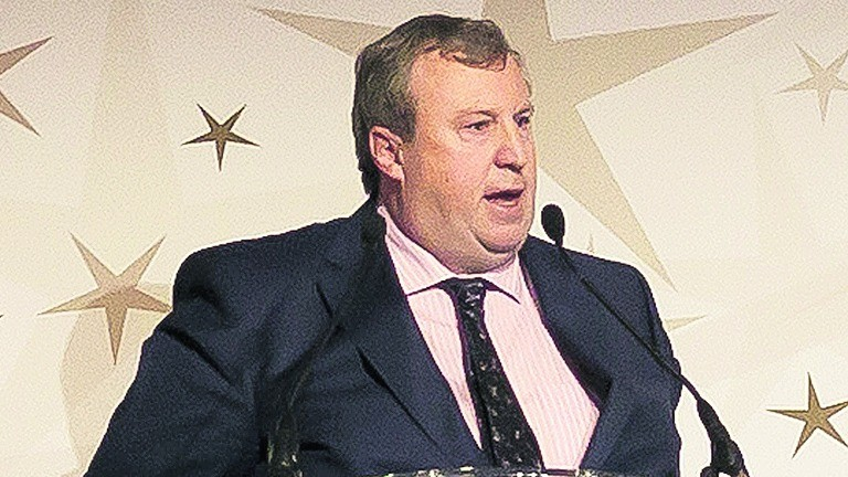 Brian Kavanagh: HRI chief executive praised common approach