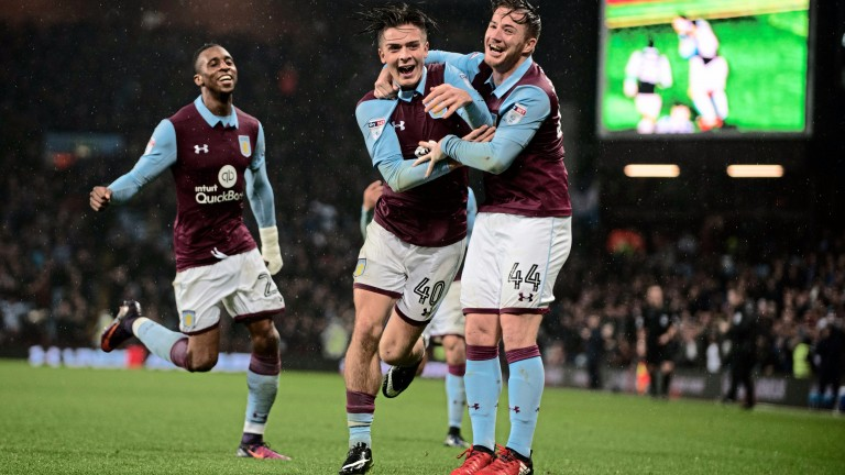 A Jack Grealish goal cost Ladbrokes Coral £1.5 million