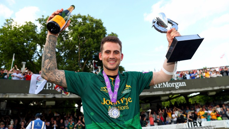 Alex Hales of Nottinghamshire is bidding to follow up his One-Day Cup heroics