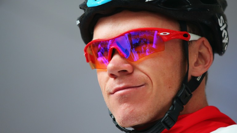 Chris Froome is 11-2 favourite to take victory on the 12km final climb