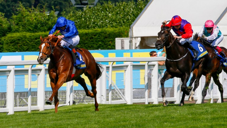 Masar will represent Charlie Appleby and Godolphin at Del Mar