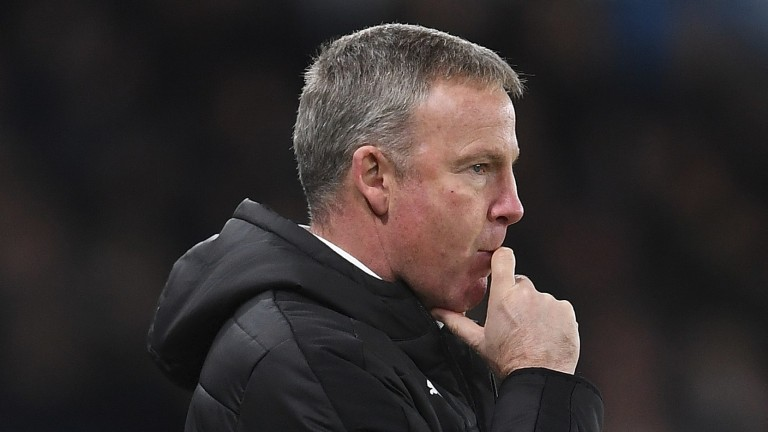 Pompey manager Kenny Jackett has plenty to ponder
