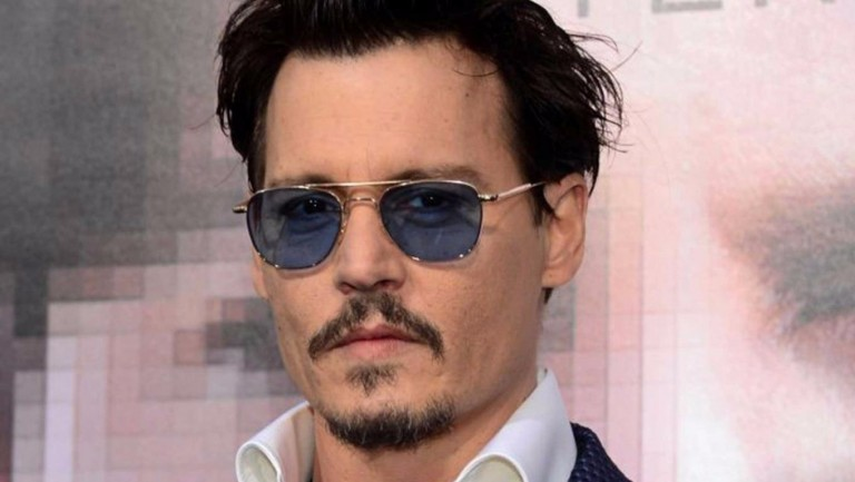 Johnny Depp: bought Betty Sue's Family Farm for his late mother