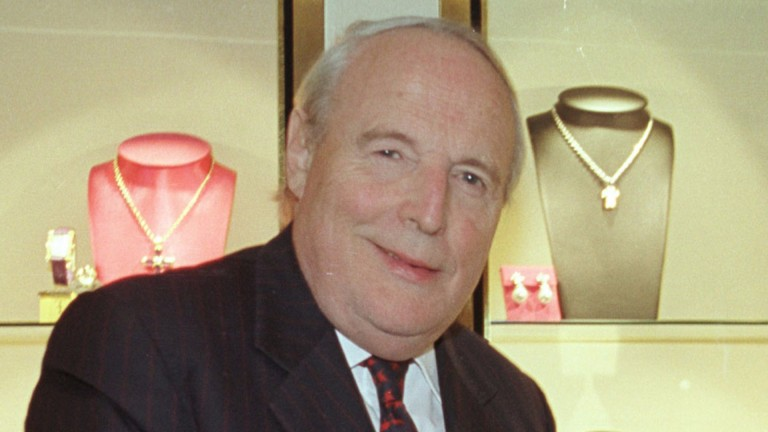 Charles Henry Gordon-Lennox: former Goodwood chairman died last week