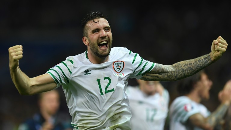 Shane Duffy netted against Georgia