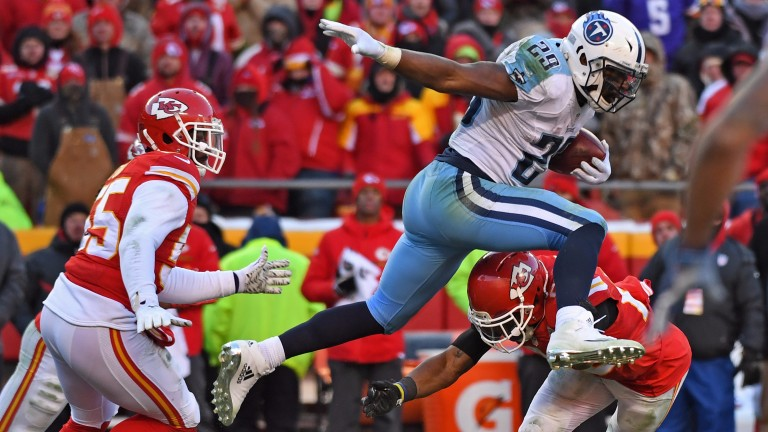 DeMarco Murray could have another fine season for Tennessee
