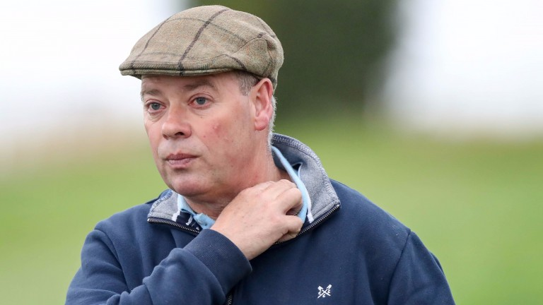 Clive Cox: confirmed Heartache will run in the Cheveley Park Stakes on Saturday