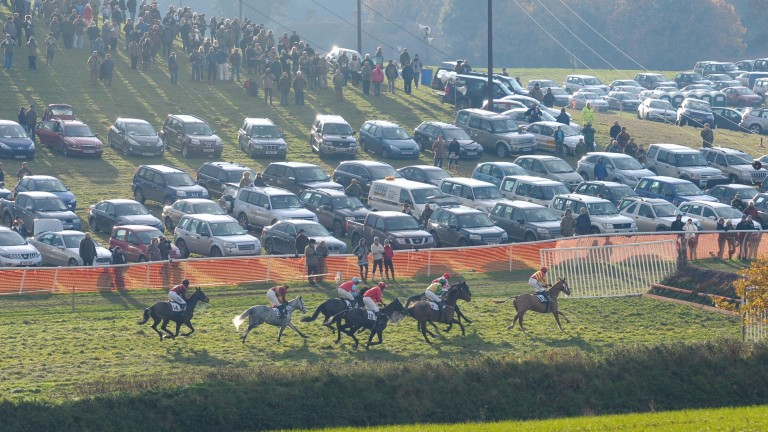 Black Forest Lodge: has hosted its last point-to-point meeting