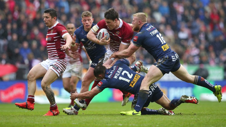 St Helens will have to work hard to keep Wakefield quiet