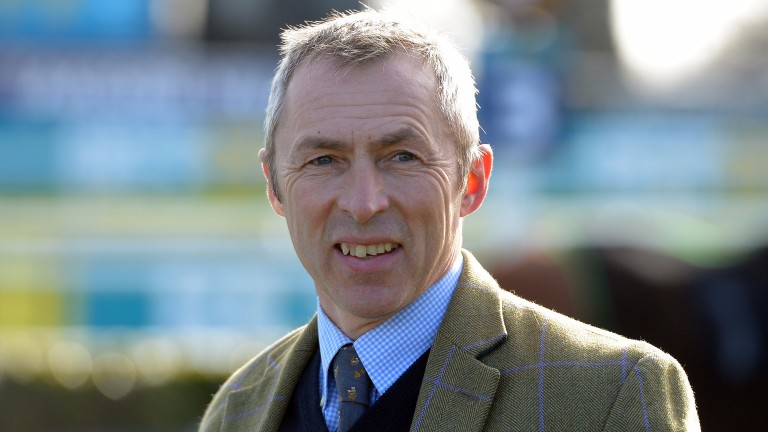 Nick Littmoden: retired in 2015 but has reapplied for his trainer's licence