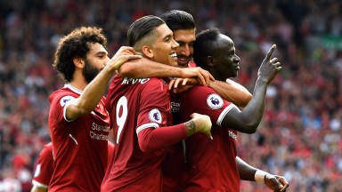 Liverpool travel to Manchester City with high hopes of victory
