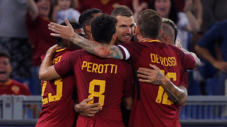 Roma are at home to Udinese