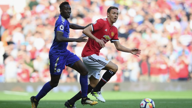 Nemanja Matic (right) looks a fine signing for United