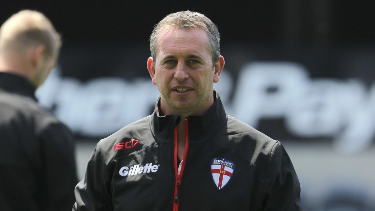 Former England head coach Steve McNamara is now in charge of Catalans